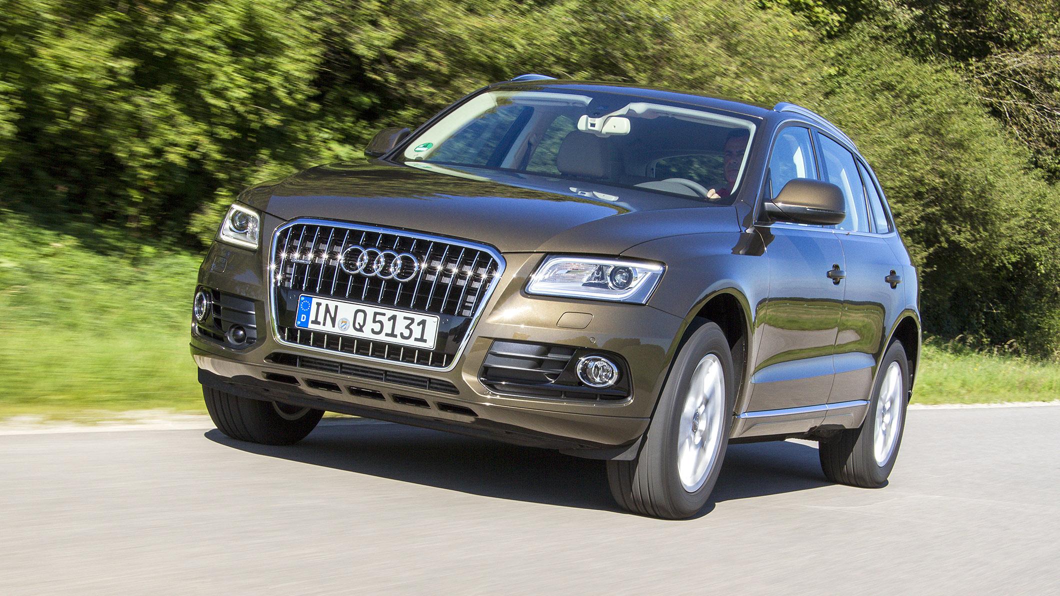 Audi Q5 TDI Quatro
